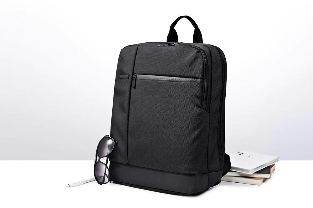 Xiaomi Bag Original Classic Business Backpack Tas Xiaomi Laptop Ransel - 3 .