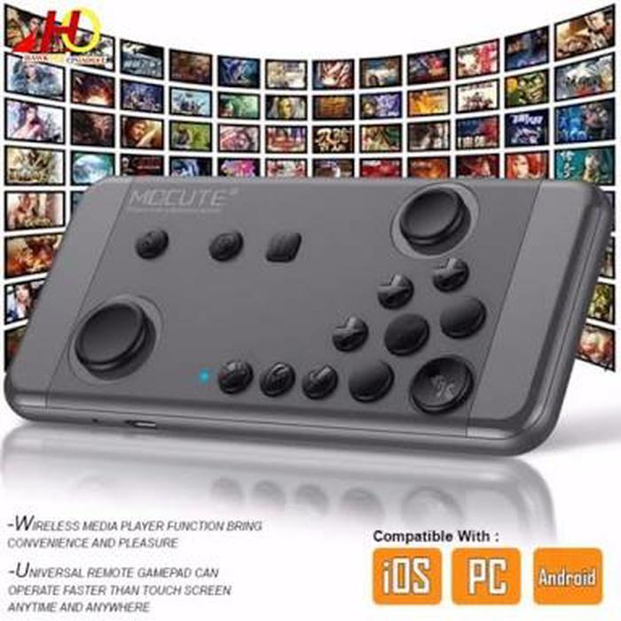 ... OBRAL Mocute 055 Gamepad Mobile Legends Joystick Game Pad Moba TERMURAH - 4