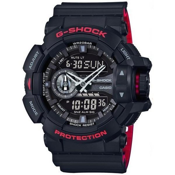 Jam Tangan Pria Merk Casio Gshock G Shock Type Ga400 Ga 400 - H98Y1H