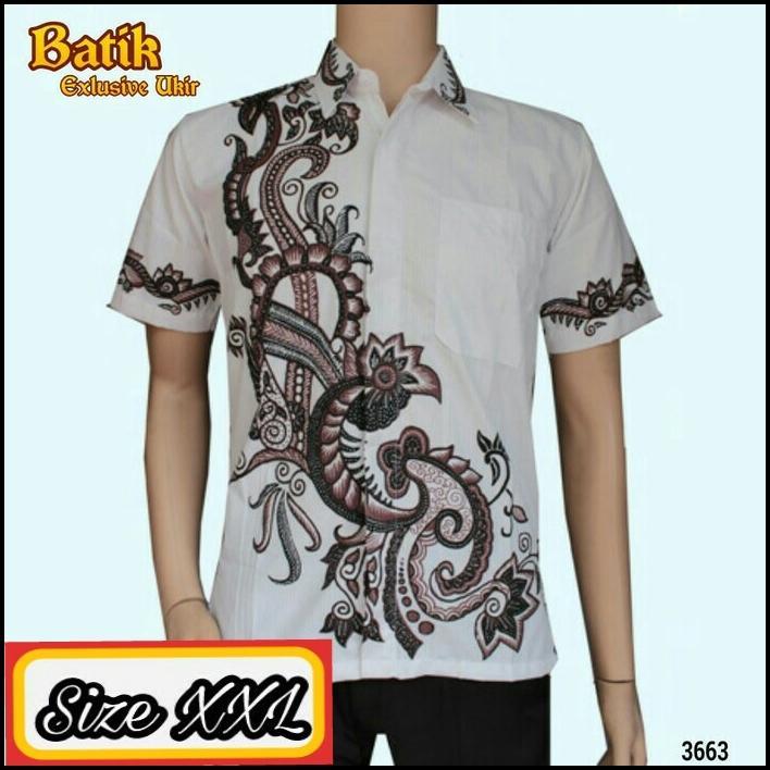 Toko Jual Baju Batik Jumbo Kemeja Batik Big Size Baju Batik Ukuran Xxl Baju Batik Khatulistiwa Lengkap