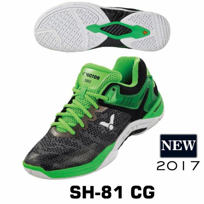 Sepatu Badminton/Bulutangkis Victor SH S81 (SH-S81) Original