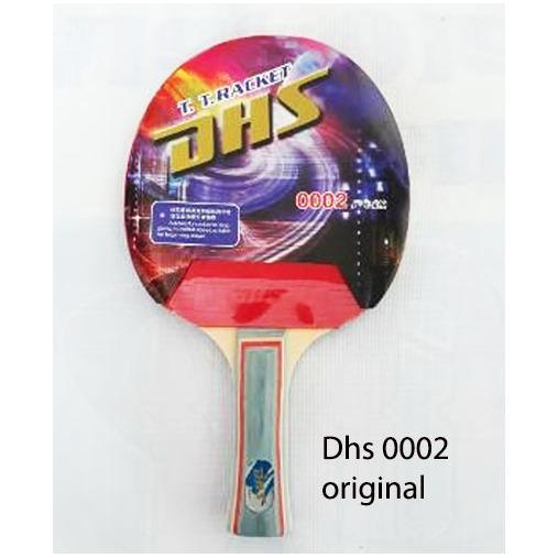 Harga Bet Pingpong Dhs 0002 Original Power Spin Online