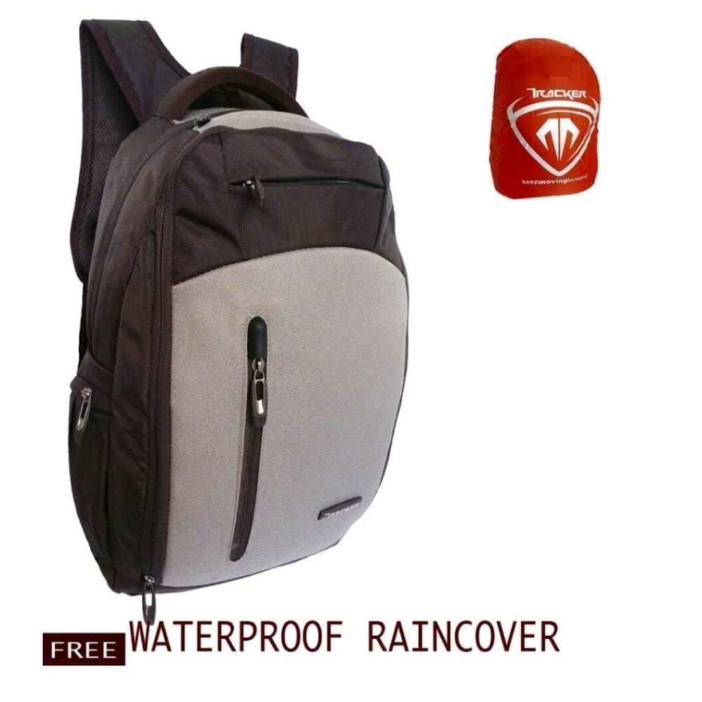 Spesifikasi Tas Pria Tas Kuliah Tas Ransel Tas Promo Tas Premium Tracker Rz778409 18 Inchi