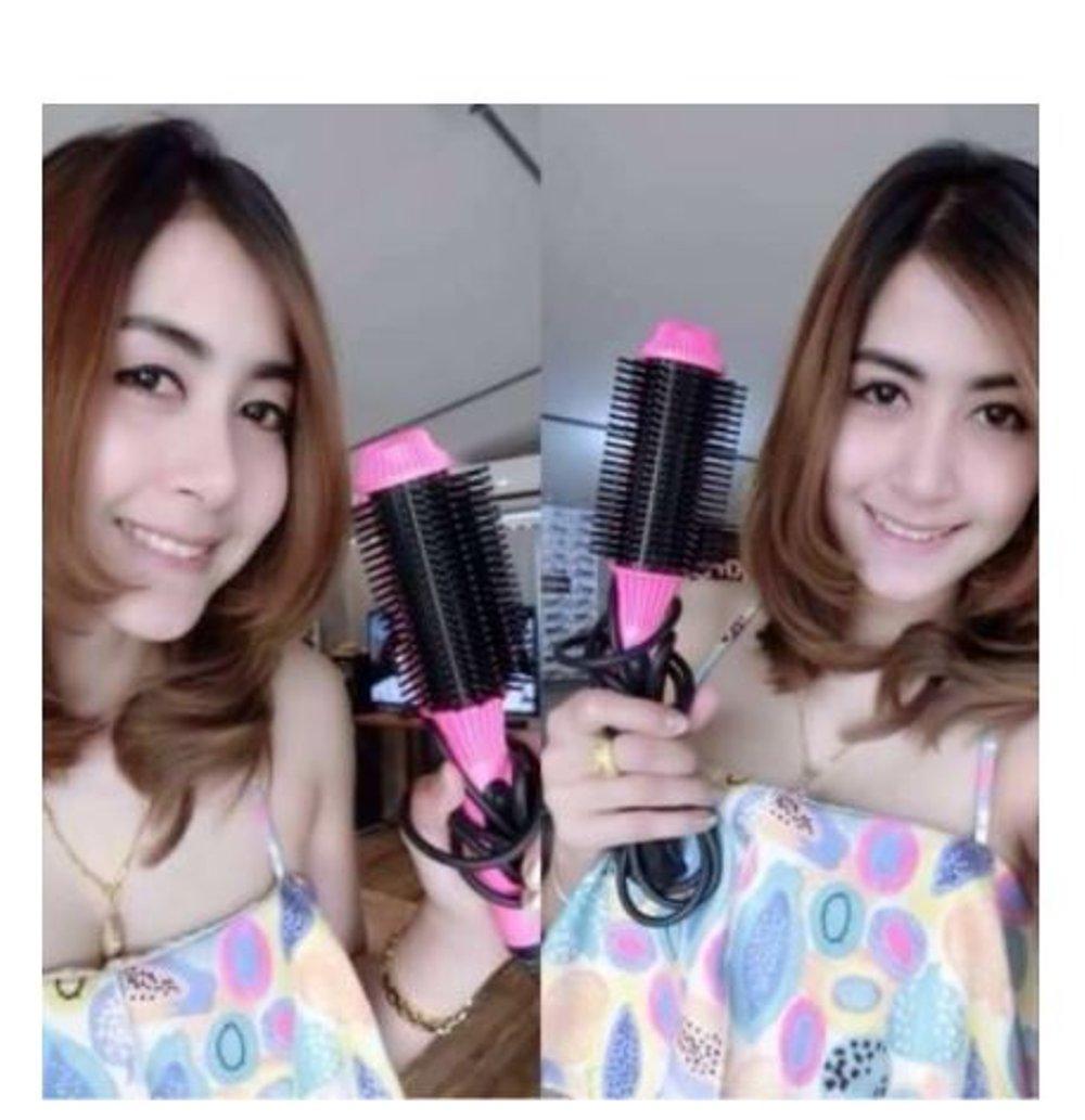 Fitur Nova Sisir Blow Catokan 3 In 1 Pink Dan Harga Terbaru Info 3in1 Nhc 8890 Pelurus Rambut Straigthener