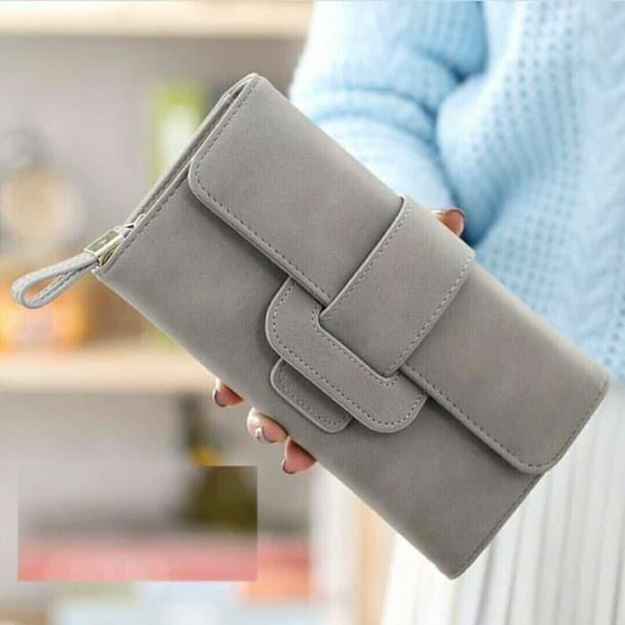 ... Dompet Panjang Simple Wanita MB008 - 4 ...