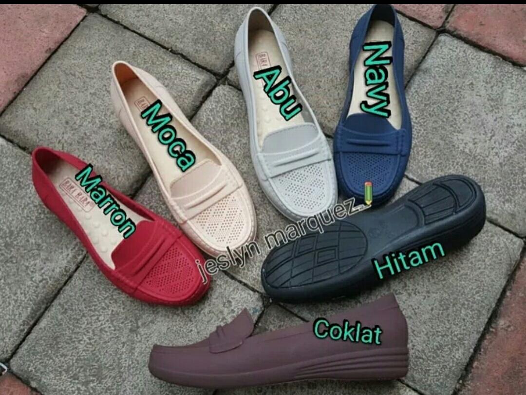 Jelly shoes bara bara 689