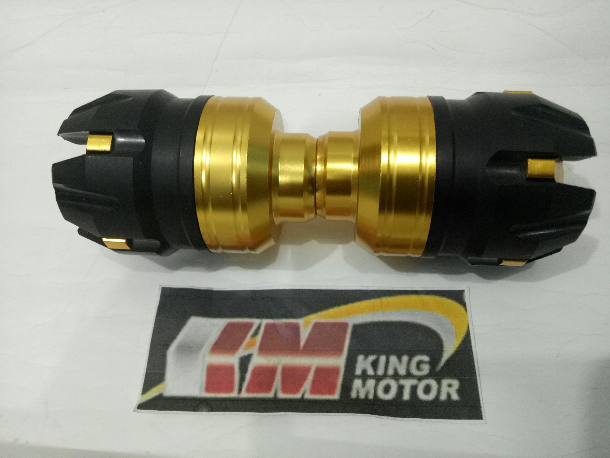 Fitur Jalu As Roda Depan Nmax Aerox Gold 1 Pasang Dan Harga Corong Detail Gambar Terbaru