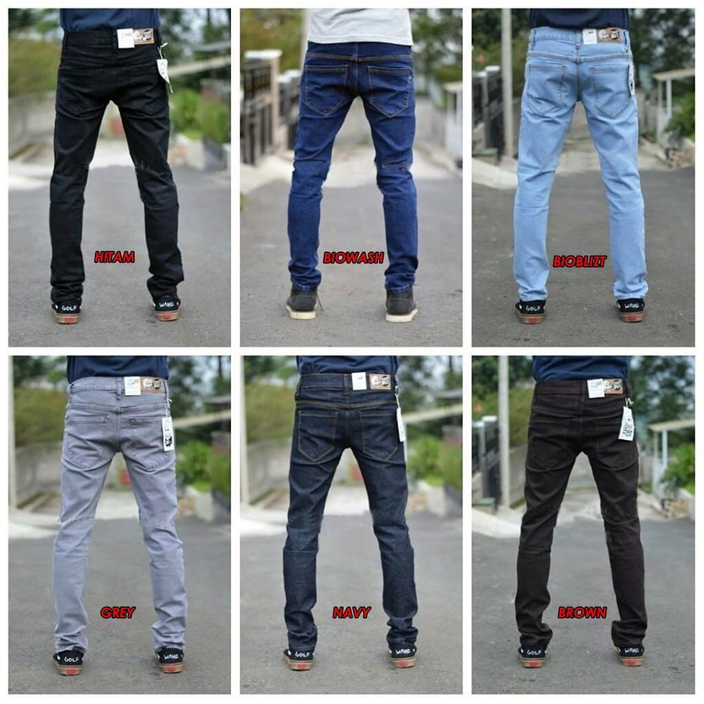 Ahf Celana Panjang Jeans Skinny Pensil Cheap Monday Biru Muda Bombboogie Slimfit 73 Medium Blue 43s73b3ml 30 Long Pants Pria Import Premium Grosir