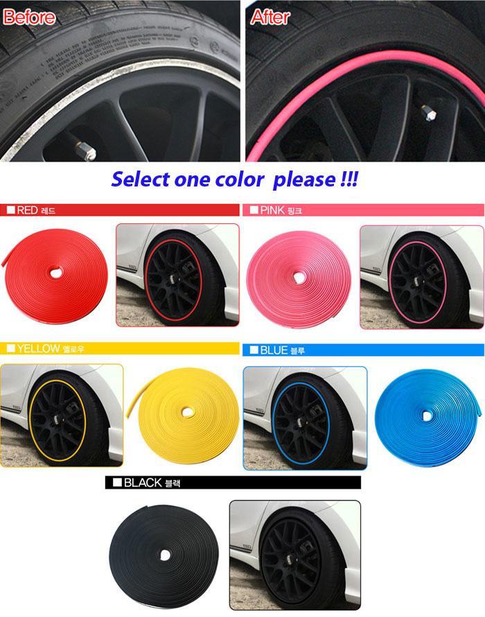 Wheel Protector / Pelindung Velg