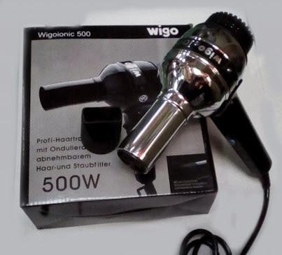 Fitur Hair Dryer Fleco 268 B Hairdryer Pengering Rambut Bisa Atur ... 028d9134a2