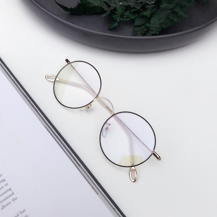 Kacamata Sastra wajah. Source · Gaya Korea Retro Alay kecil bingkai bundar . 9c01469486
