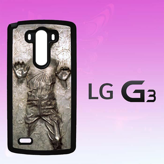 Casing Untuk LG G3 Star Wars Han Solo Frozen in Carbonite L1674
