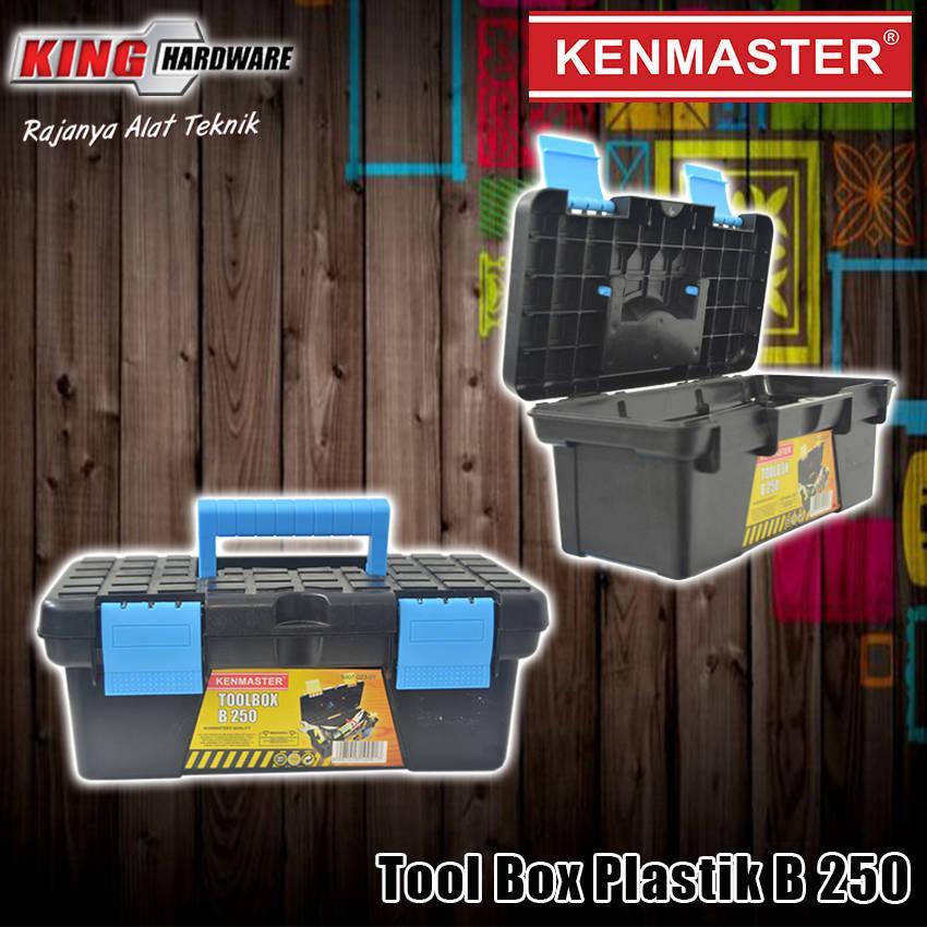Tool Box Plastik Mini B 250 Kenmaster