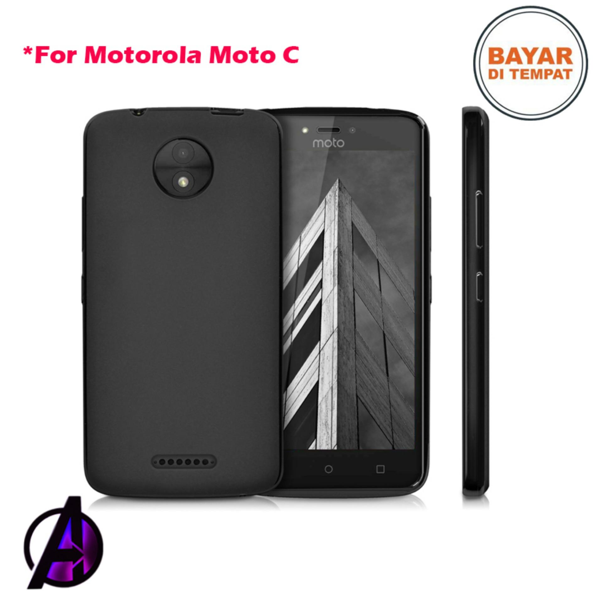 ... Smartfren Andromax Qi Black Clear Source · QCF Ultrathin Silicone Jelly Softcase. Source · Case Black Matte Soft Slim Motorola Moto C