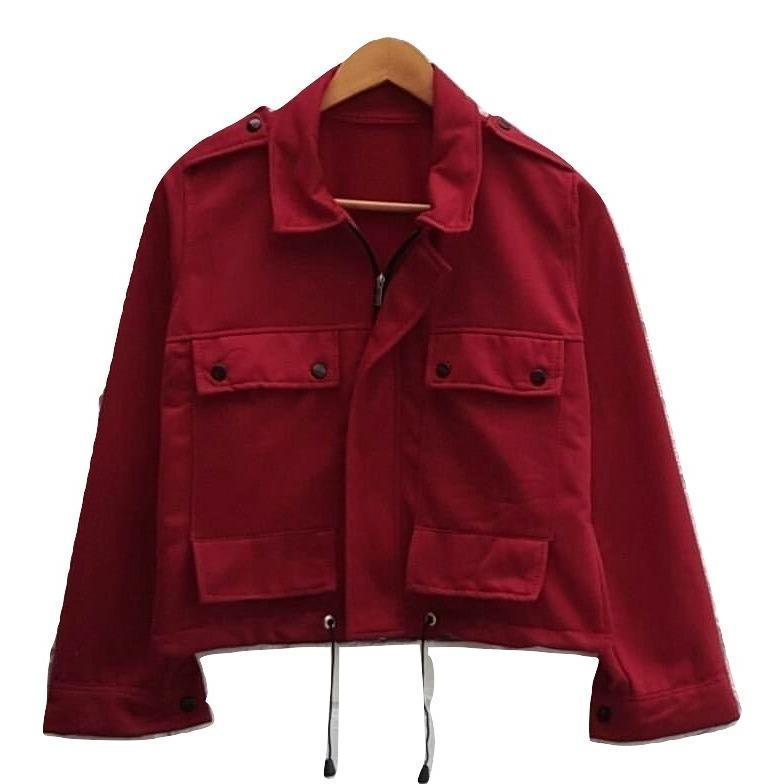 Ulasan Mengenai 3K Fashion Moniq Jacket Fleece Jaket Wanita