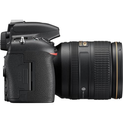 ... Nikon D750 kit 24-120mm Kamera DSLR (Free Screenguard Terpasang) - 5