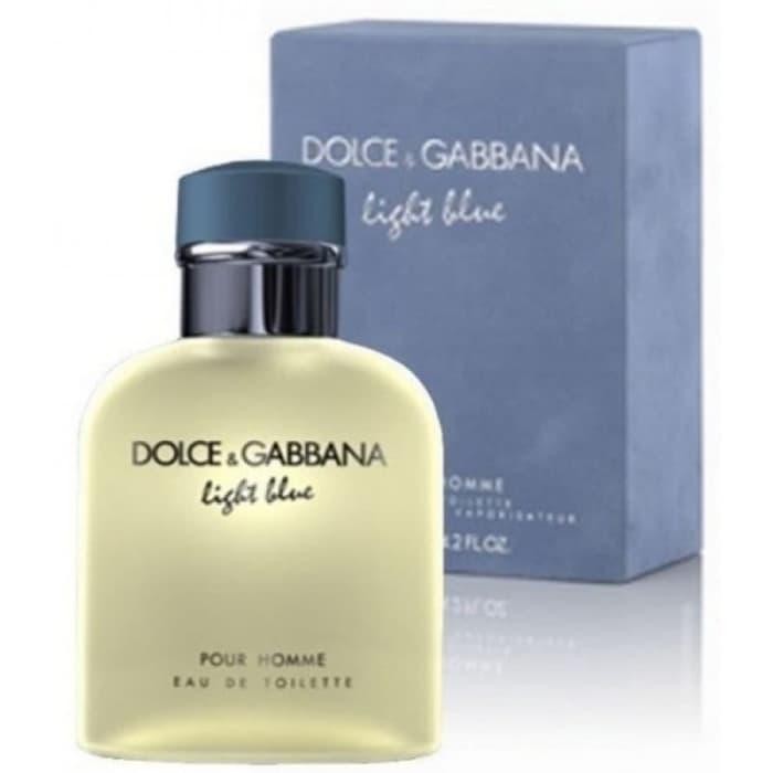 Belia Store Parfum minyak wangi Import murah terlaris Ligth blue Men 100ml