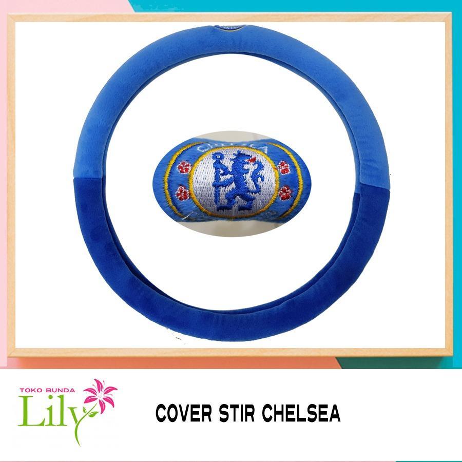 Sarung Cover Stir Steer Setir Mobil Universal Avanza Xpander Wuling Rush Jazz Agya Xenia Yaris Brio