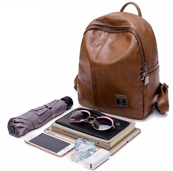 ... Tas Ransel Backpack Fashion Wanita Import Korean Style CS-BW19 - 5