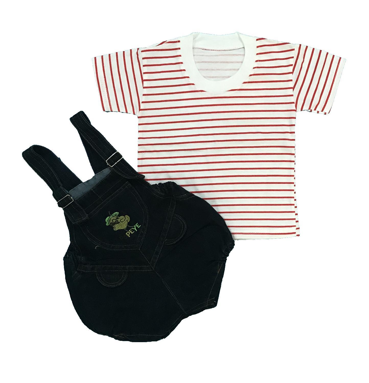 BAYIe - Setelan Baju model Jumper/Romper/ Hansop Anak/Bayi Laki-laki. Brands: New Age