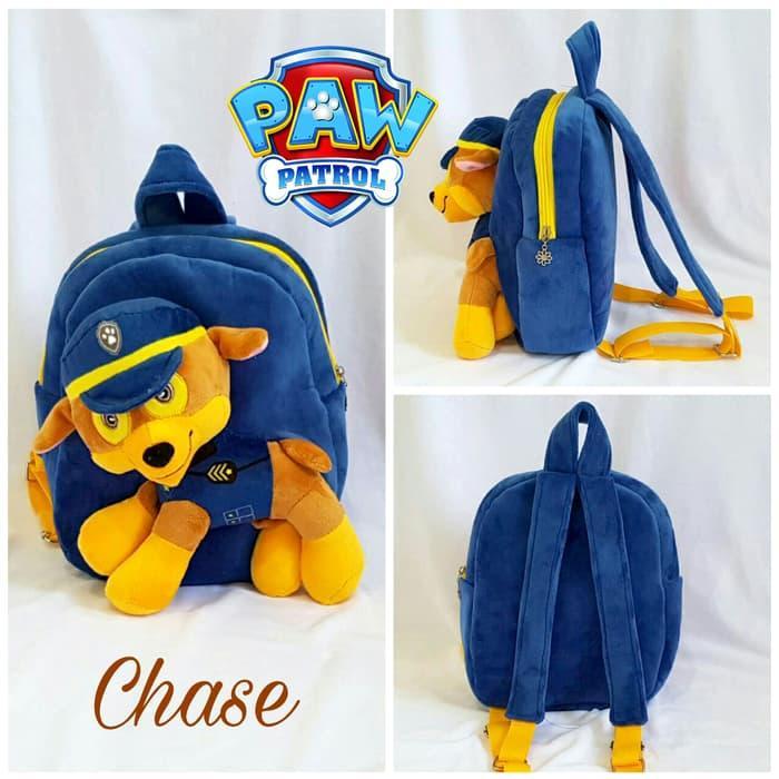 Tas anak Paw Patrol-tas ransel anak-tas backpack