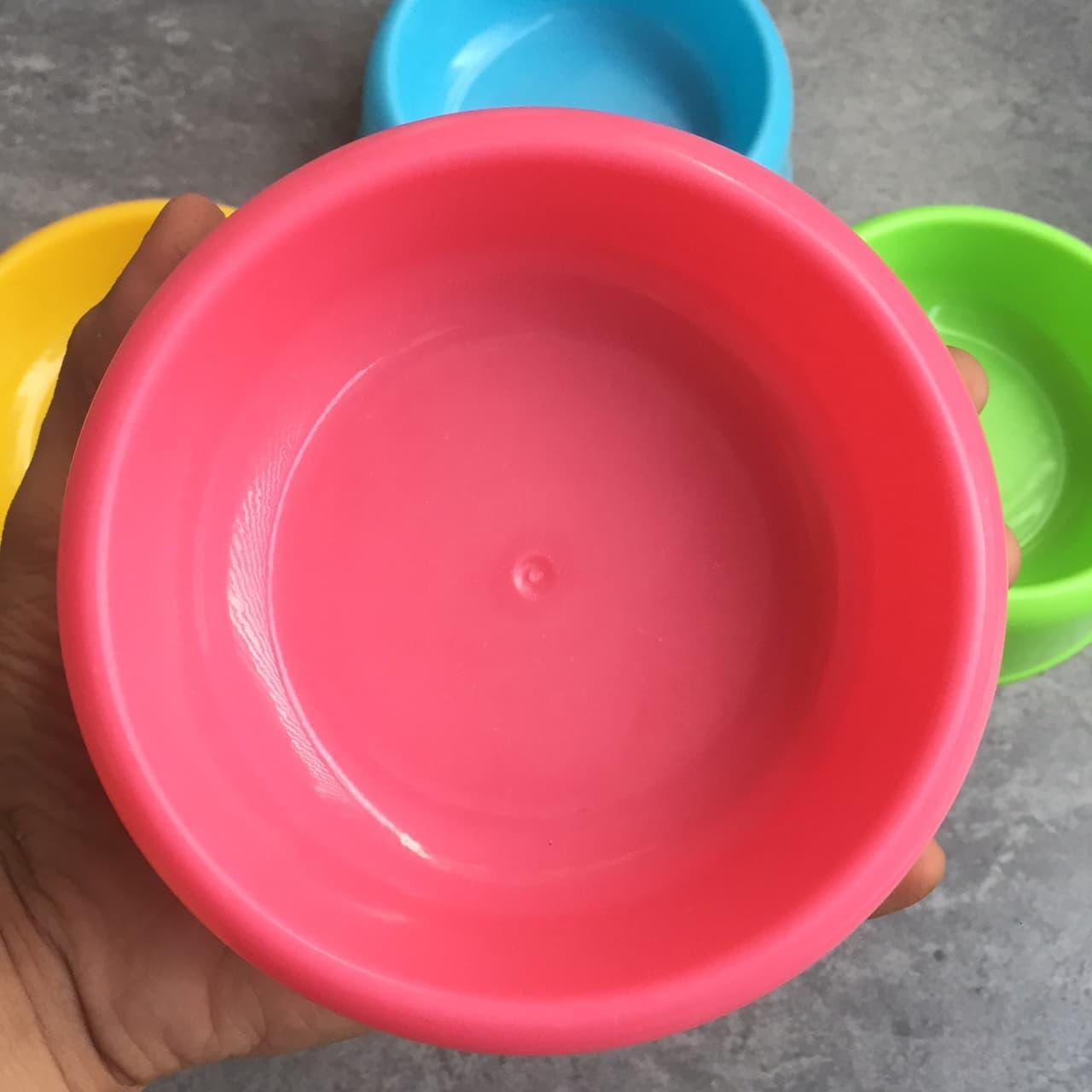Fitur Tempat Makan Bright Single Bowl Hot Item Dan Harga Terbaru Lusty Bunny And Spoon Set Biru Muda Detail Gambar Terkini