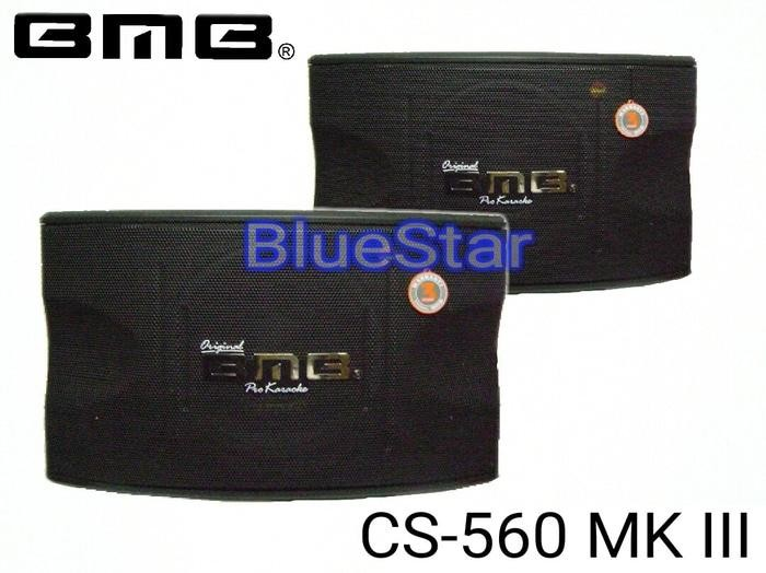 ORIGINALS  Speaker Karaoke BMB CS 560 MK III Passive - Pasif