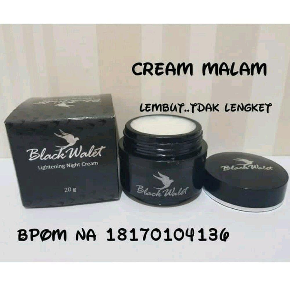 Meco Lightening Cream 4 Gr Krim Perawatan Wajah Foundation Alas Muka 4gr Malam Black Walet Night Original Dan Bpom