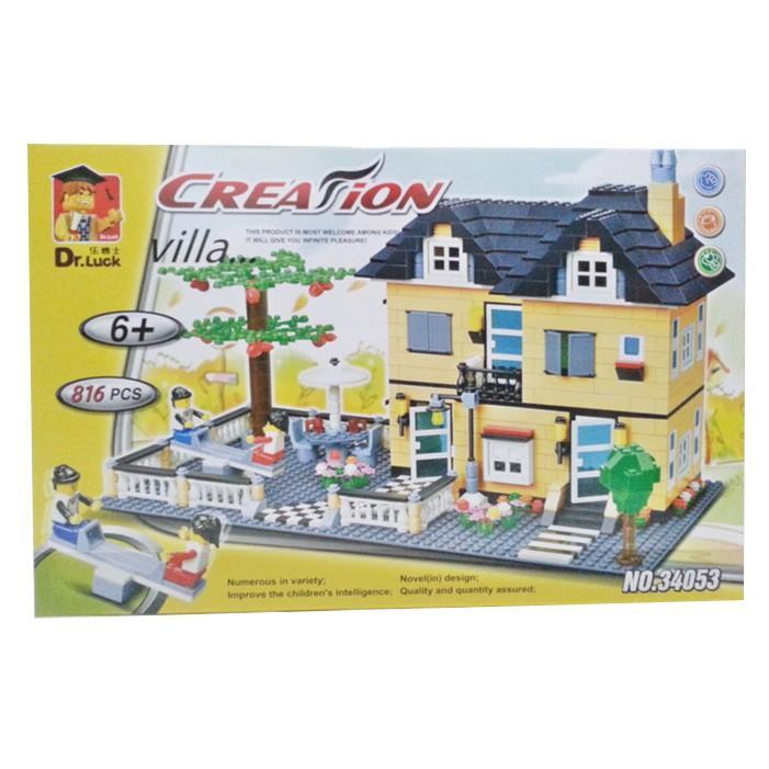 Lego Wange Creation Villa 34053 RSO2913