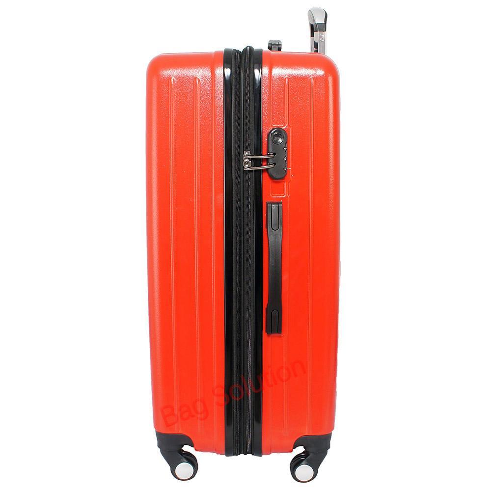 ... Real Polo Tas Koper Hardcase Fiber ABS - 4 Roda Putar - GGAF Size 28 Inch ...