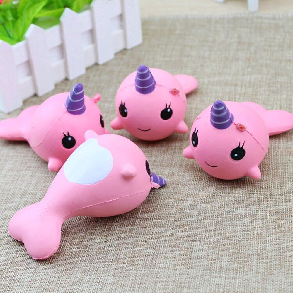 Millie The Whale Squishy Replika di lapak bharata collection jakarta sigitcore