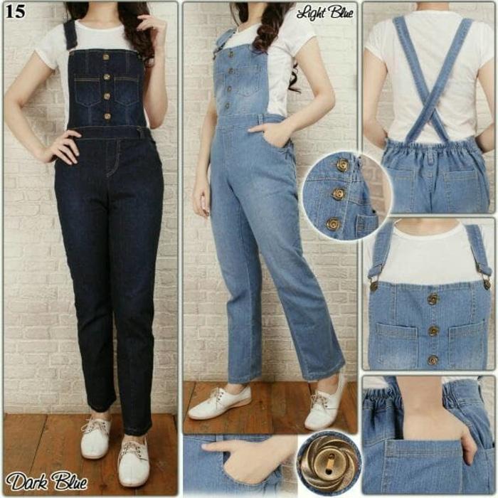 Super Sale! celana kodok Overall jeans