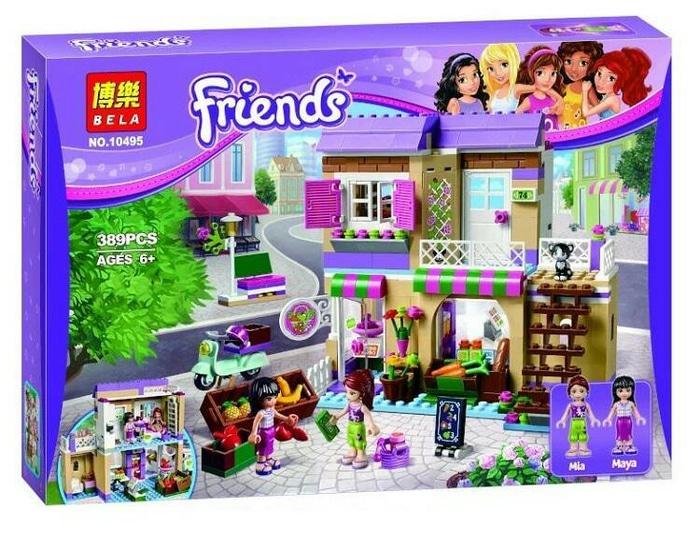 BRICK LEGO BELA FRIENDS 10495 - MAINAN EDUKASI EDUKATIF