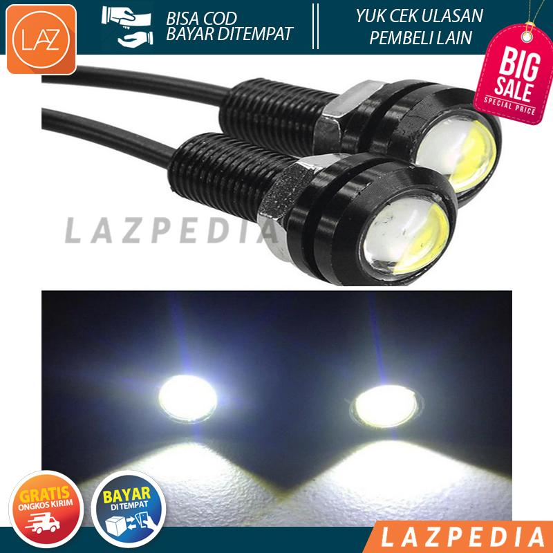 Laz COD - Car Styling DIY 9W 500-Lumens Waterproof Eagle Eye LED Lamp 1