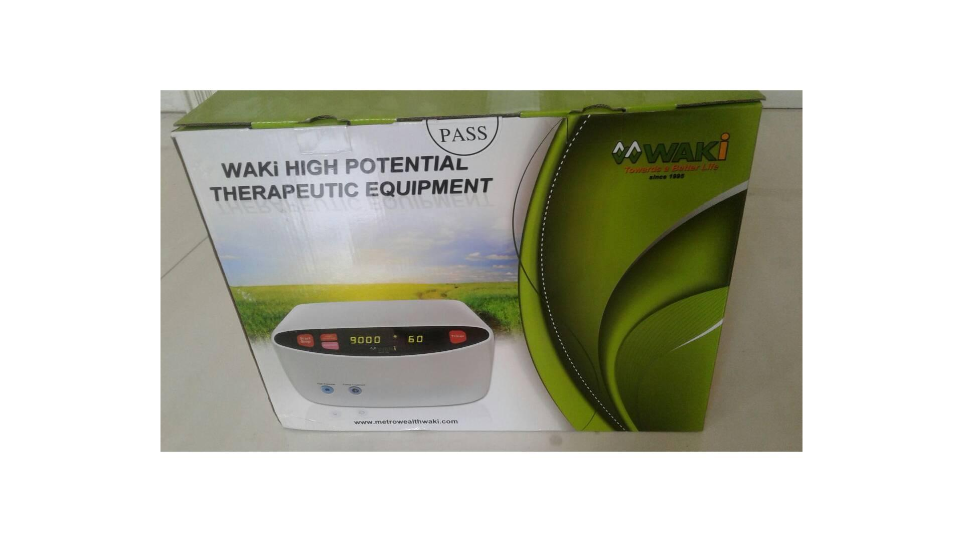 WAKI model 2079 High Potential Therapeutic Equipment WK 2079