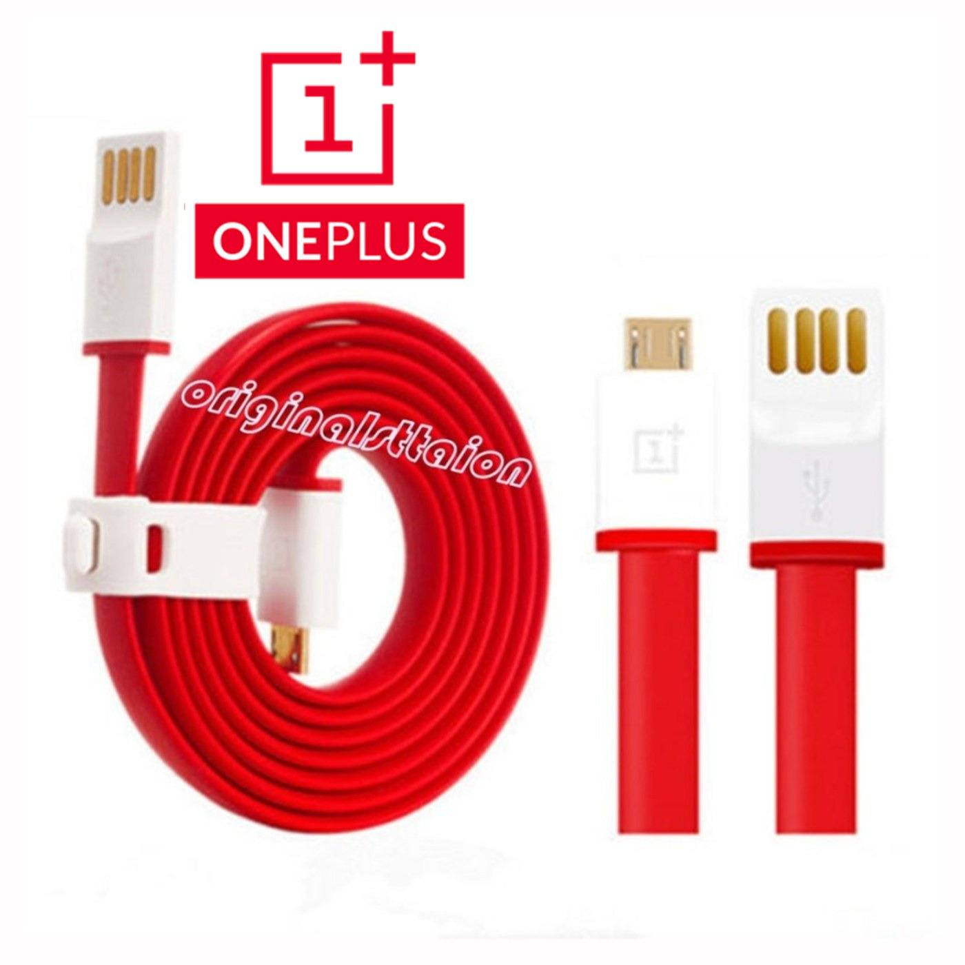 Cuci Gudang One Plus Kabel Data Micro Usb Sinkron Data Charger Universal Support Smartphones