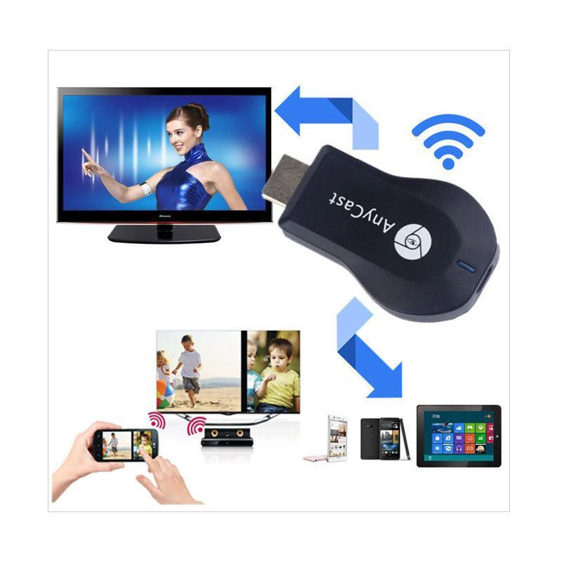 Dongle HDMI AnyCast Portable WiFi Display Receiver  Airplay Miracast DLNA 1080p