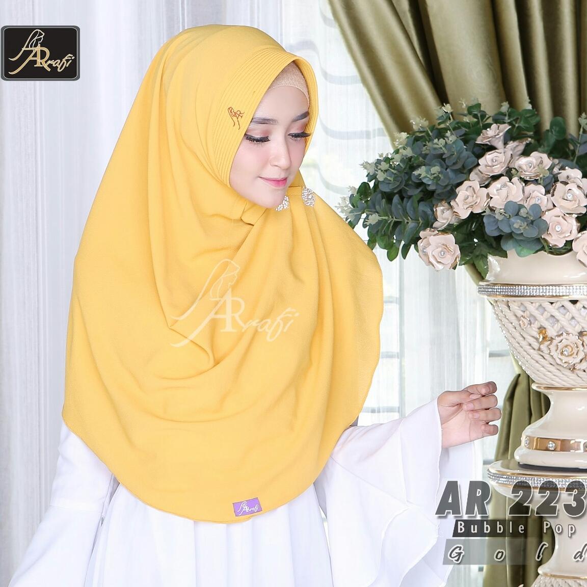 Fitur Hijab Arrafi Ar 221 Dan Harga Terbaru Info Harga Dan Tempat