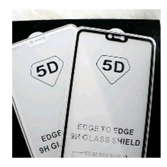 Kelebihan 5d Anti Gores Tempered Glass 5d For Oppo F7 Full Lem