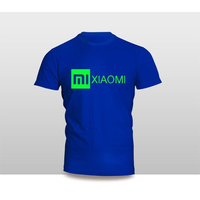 Kaos Baju Pakaian Gadget Handphone Merk Xiaomi Murah - Tqoeot