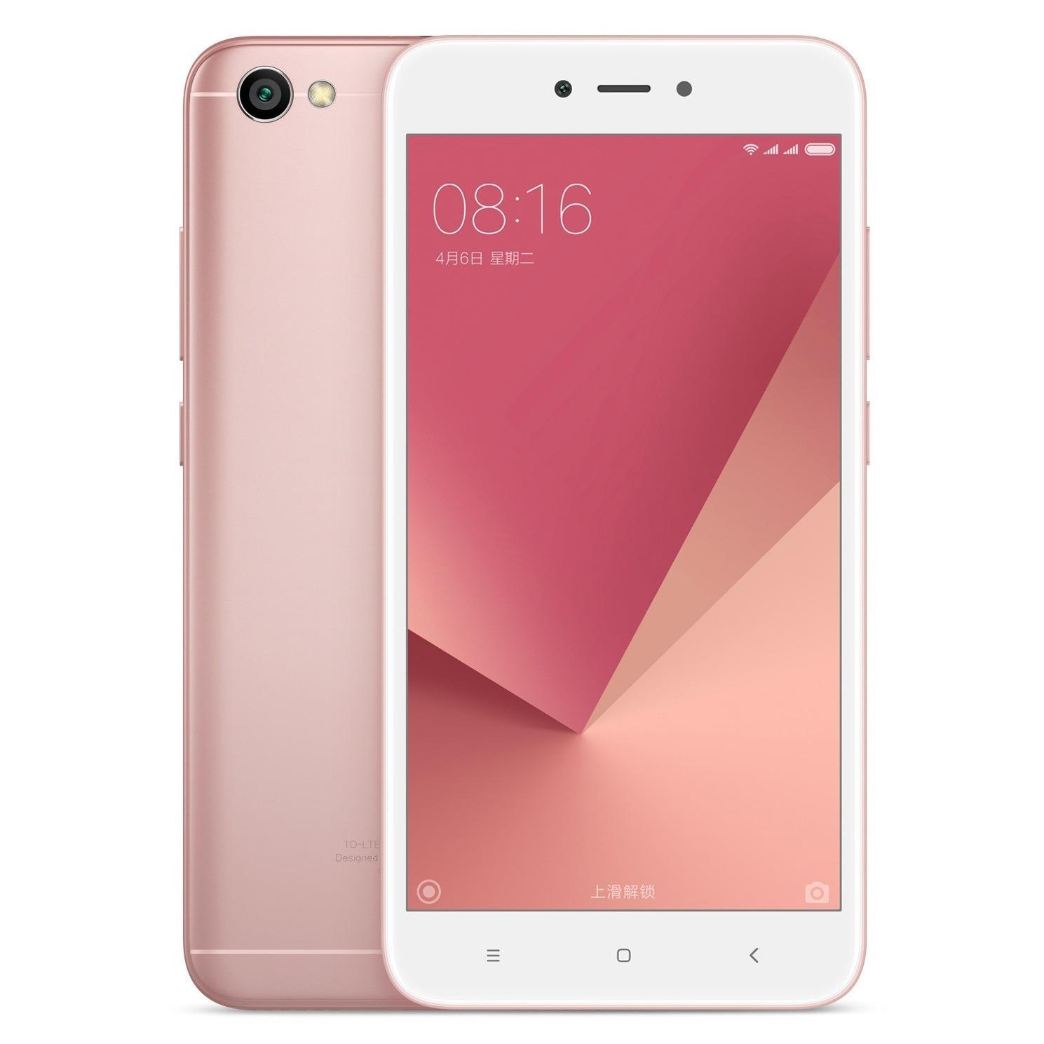 Xiaomi Redmi Note 5A 2/16GB - Rose Gold