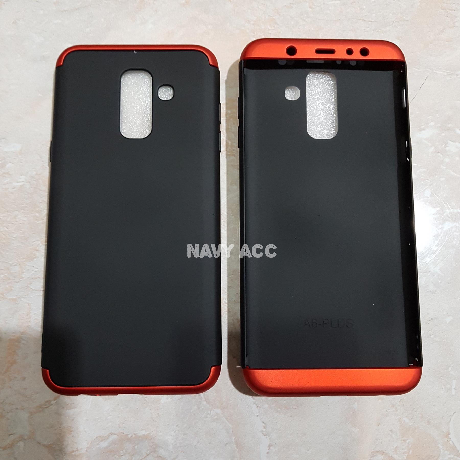 Fitur Case 360 Samsung A6 Plus Full Protection 360 Slim A6 Plus Dan