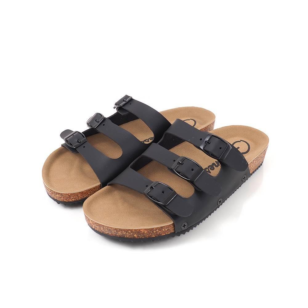 Sandal Tali Casual Pria / Sendal Jepit Slop Termurah warna hitam Coklat Navy Putih