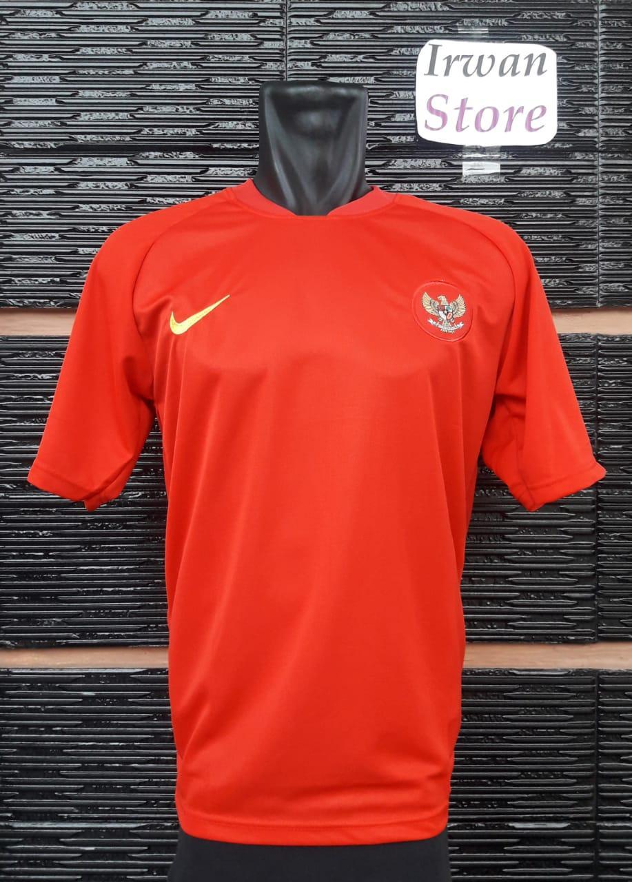 Kelebihan Jersey Timnas Indonesia Baju Bola Dewasa Branded Kaos Setelan Anak Lining Home