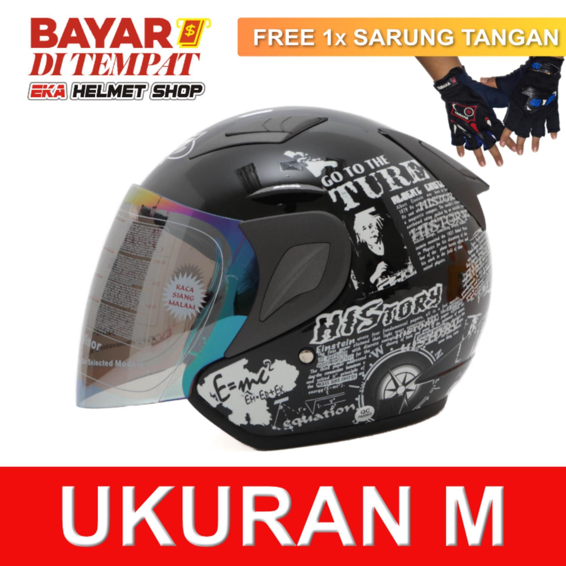 Review Msr Helmet Javelin History Hitam Promo Gratis Sarung Tangan Banten