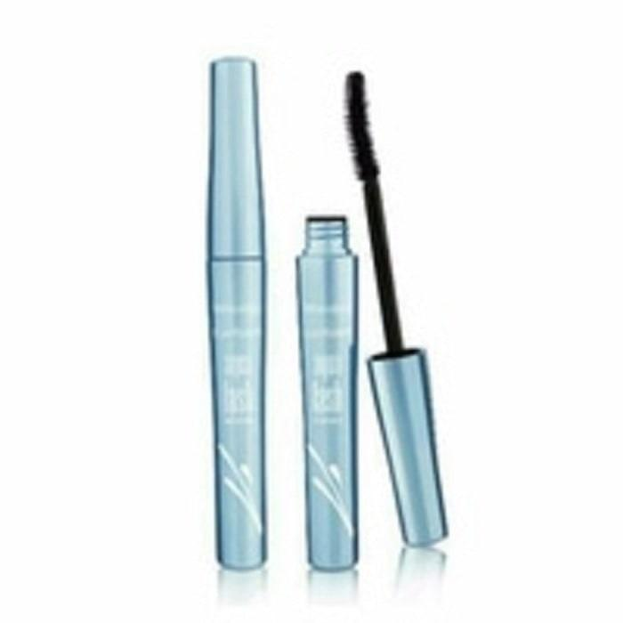 Maskara Wardah EyeXpert Aqua Lash Mascara Hitam Waterproof Anti Air