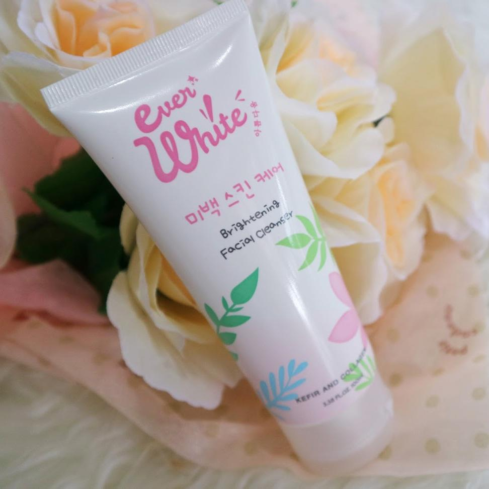 Everwhite / Ever White Be Bright Facial Cleanser Original 100%