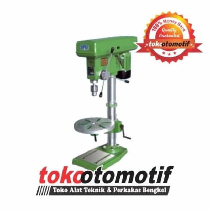 Mesin Bor Duduk / Bench Drill 25mm ( Top Quality ) Bor Besi / Bor Kayu