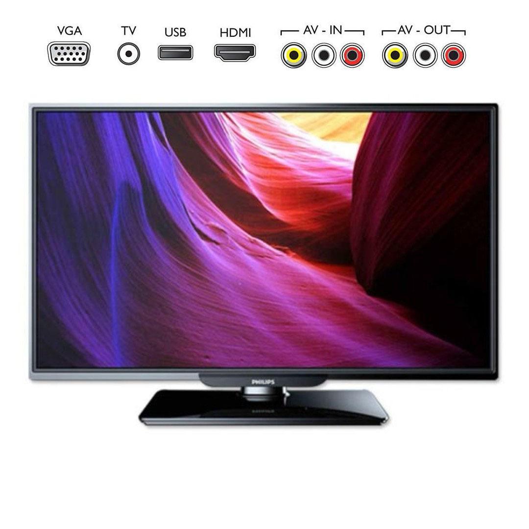 Philips LED HD TV 32 Inch 32PHA4100