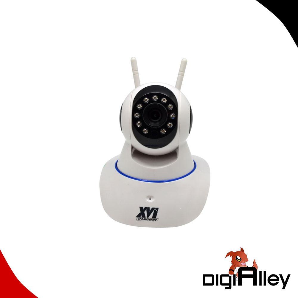 IP Camera 360 Babycam Wireless Smart Home CCTV SPC XVI Rotate Baby PTZ